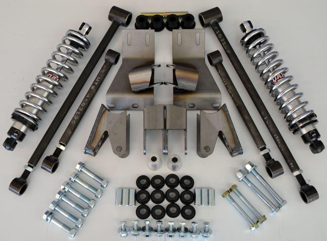 4-Link Rear Suspension Deluxe Kit - Code 504, LLC