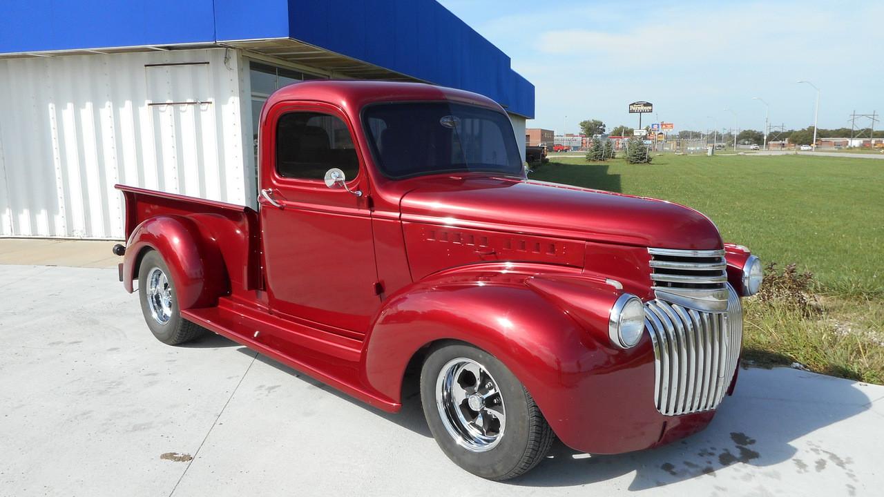1941-1946 SHORT BOX CHEVY TRUCK CONVERSION KIT - Code 504, LLC
