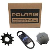 Polaris New OEM Weld-Bolster,Lh, M.Blk, 1023165-458