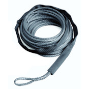 Can-Am New OEM Replacement Synthetic Winch Rope 3000lb 50ft, 715004254