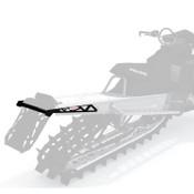 Polaris New OEM Extreme Rear Bumper Alum Black 2880993-458