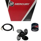 Mercury Marine / Mercruiser New OEM Ngk Izfr6j Spark Plug, IZFR6J