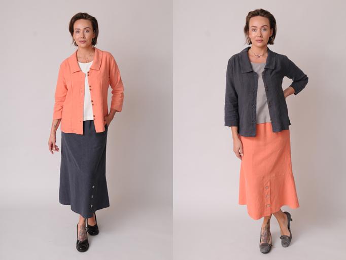 mix match colors clothing