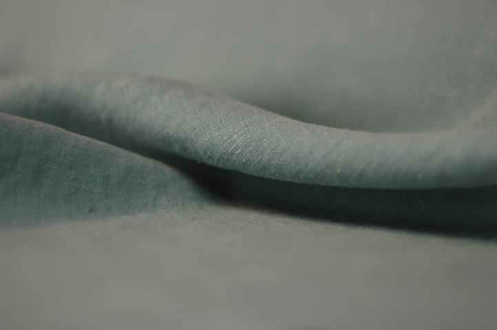 Sympatico's hemp and Tencel fabric