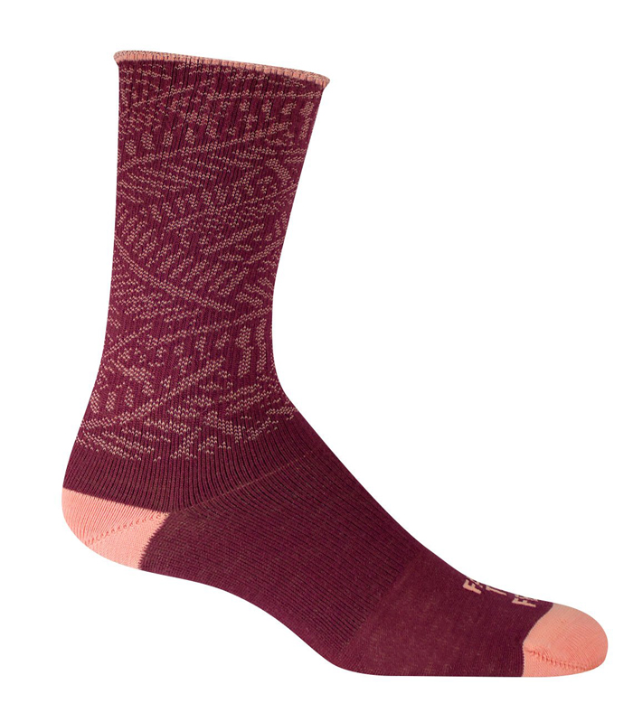 Pickens Ultralight Rolltop Crew Socks