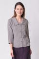 Grey Fog  womens hemp – Tencel clothing