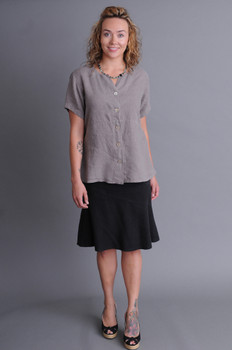 Grey Fog hemp - Tencel clothing