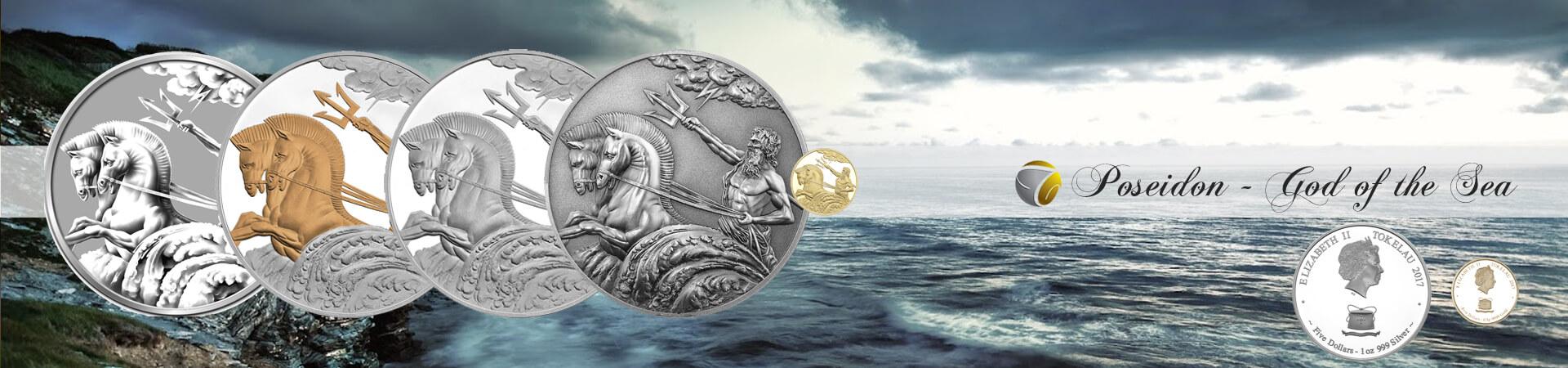 Poseidon Coins