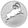 2015 Creatures of Myth & Legend - Aries 1oz Silver Reverse Proof Tokelau Coin from Treasures of Oz