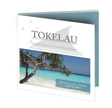 Tokelau Circulating Coin Set 2017