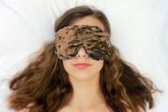 Mocha Eye Mask