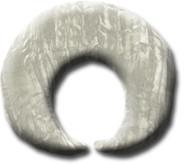 Silver Neck Wrap