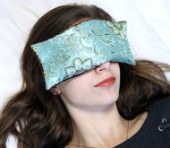 Blue Lagoon Eye Pillow