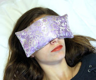 Lovely Lilac Eye Pillow