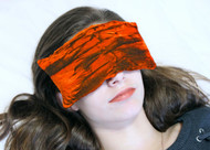 Copper Eye Pillow