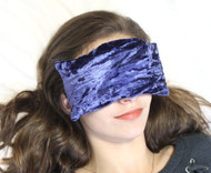 Majestic Purple Eye Pillow