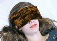 Mocha Eye Pillow