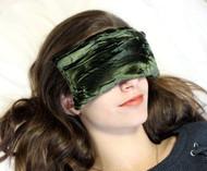 Olive Eye Pillow