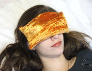 Yellow Eye Pillow