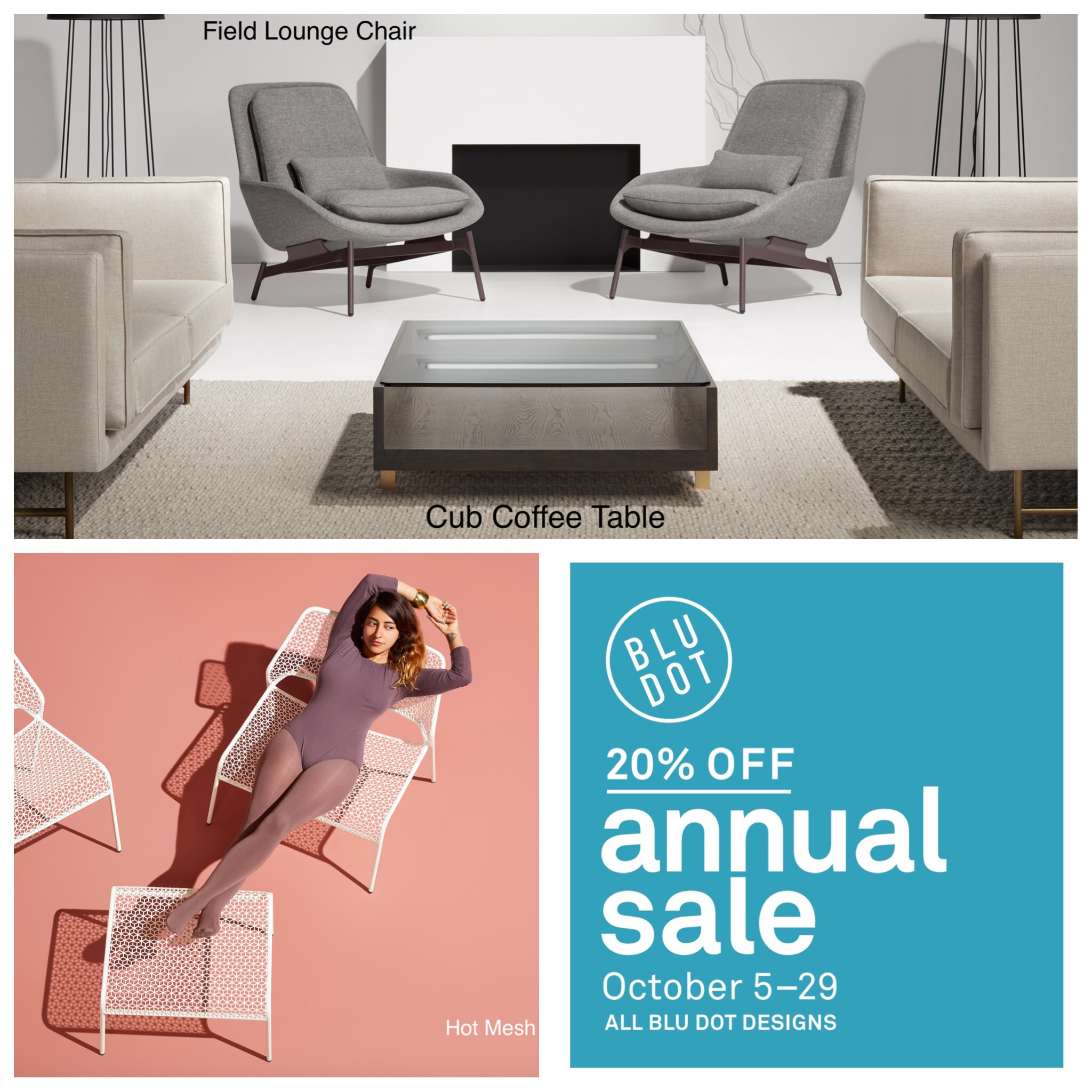 Mod living furniture 60s you Know Blu Dot You Know Mod Livin Whats Holding You Back This Sale Only Comes Once Year Get In Here And Get Shopping The Holidays Are Coming Mod Livin Annual Blu Dot 20 Off Sale Mod Livin Mod Livin Modern Furniture