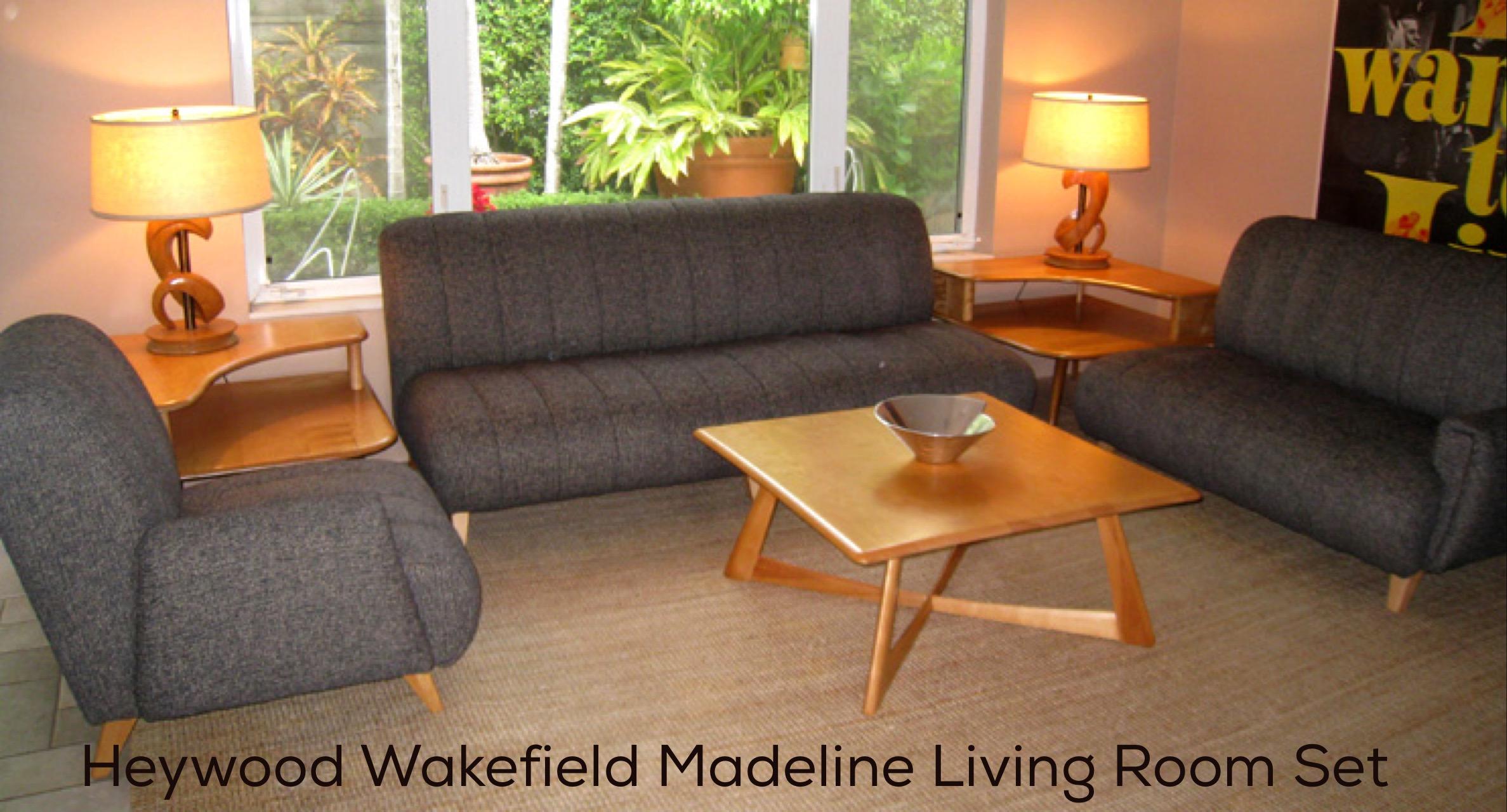 Mod living furniture Living Room Spotlight Heywood Wakefield Modern Furniture Mod Livin Spotlight Heywood Wakefield Modern Furniture Mod Livin Modern