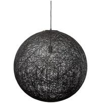 NUEVO LIVING String 24 Pendant Black
