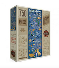 Continental Divide Trail Puzzle/ Challenge