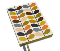 Orla Kiely Prints: Notebook