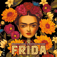 The Life of Frida Kahlo-  Hardcover