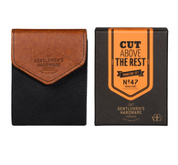 Gentlemens Hardware: 7-Piece Men's Manicure Kit