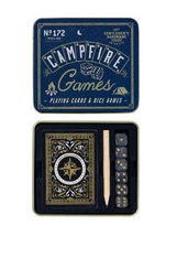 Campfire Games: Playing Cards & Dice Game