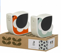 Orla Kiely 'Chicken' Salt & Pepper Set