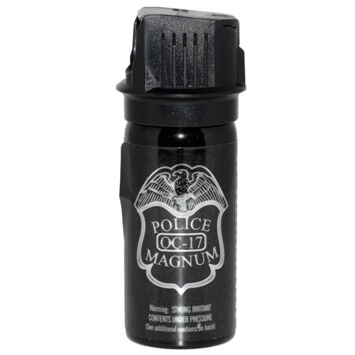 Police Magnum 2 oz pepper spray