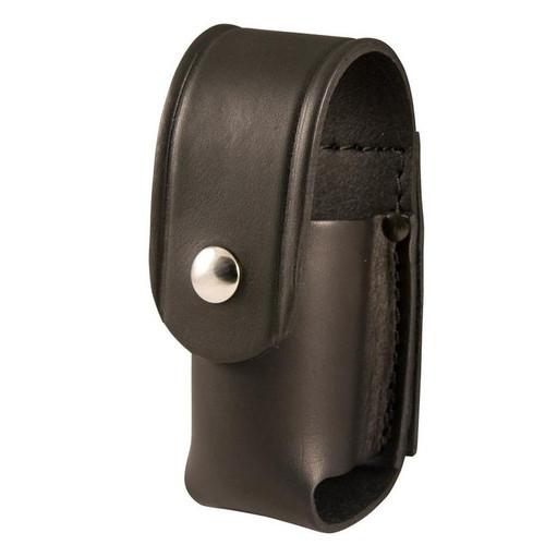 Boston leather plain 2 oz. Pepper spray holder