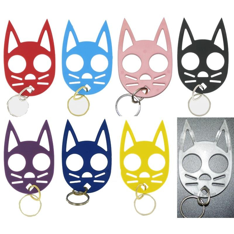 Wild Kat Keychains J L Self Defense Products