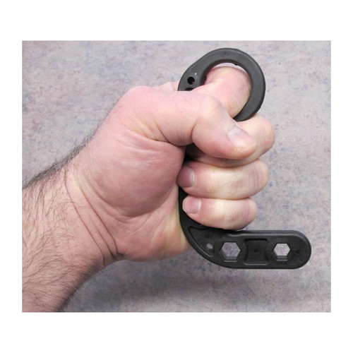 The Impact Kerambit self defense weapon