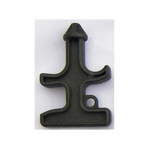 Black Stinger Keychain
