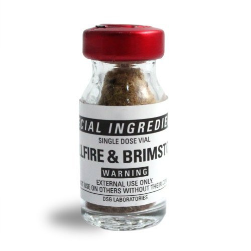 Special Ingredients Hellfire and Brimstone SI-6