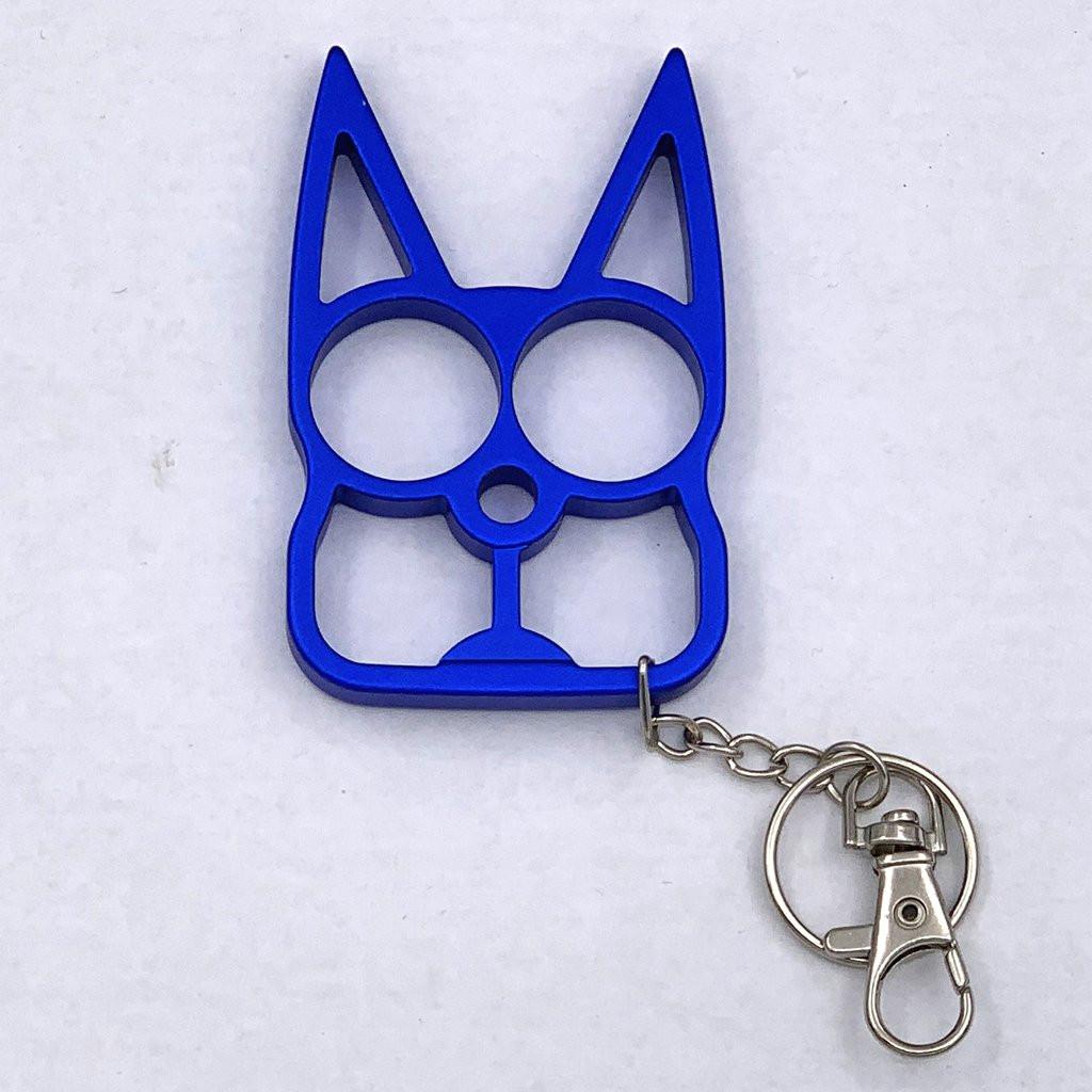 Metal Wild Kat Self Defense Keychain J L Self Defense Products