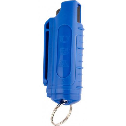 DPS Hardshell Keychain Blue