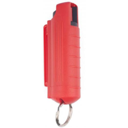 DPS Hardshell Keychain Red