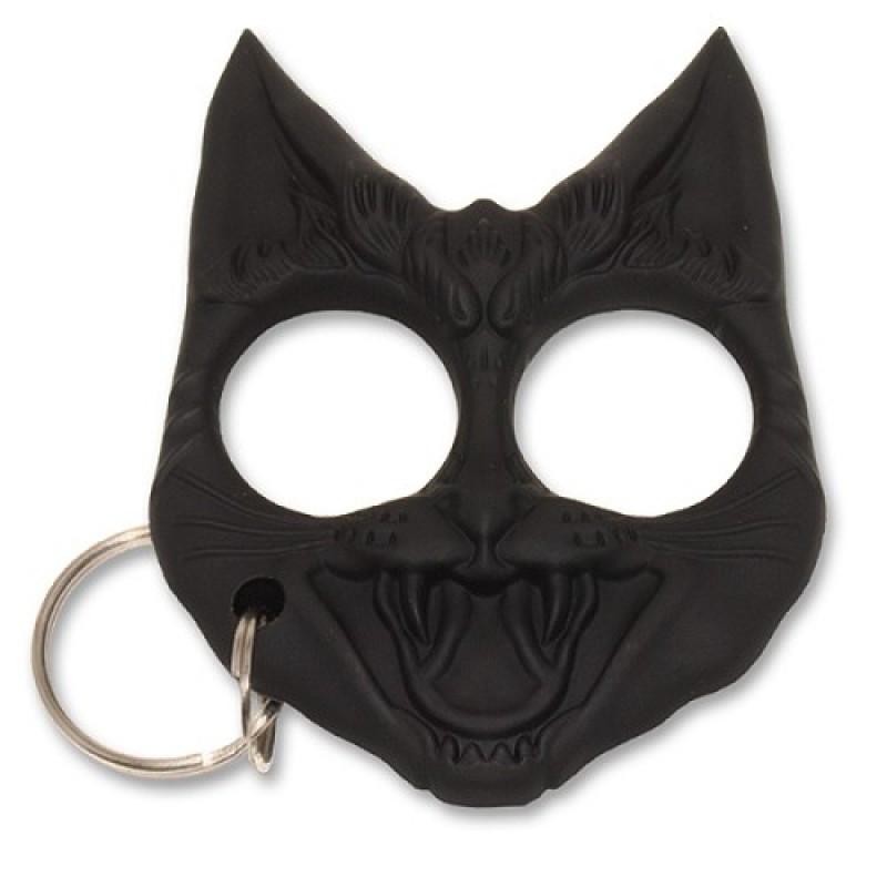 Crazy Kat Keychains - J L Self Defense Products 247bfee367a4