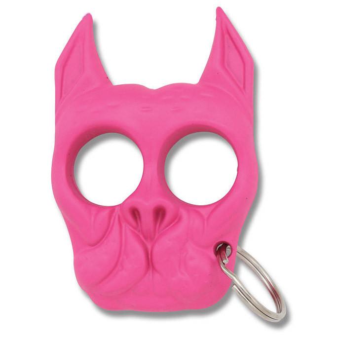 Brutus The Bulldog Self Defense Keychain