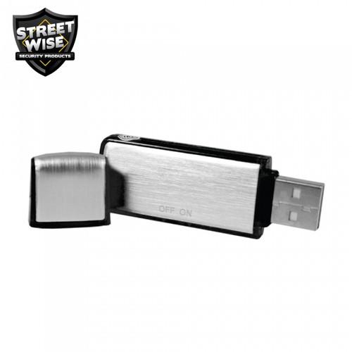 Covert USB Audio Recorder