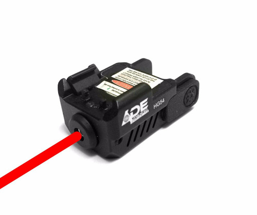 Super Compact ADE RED Laser sight for Byrna HD