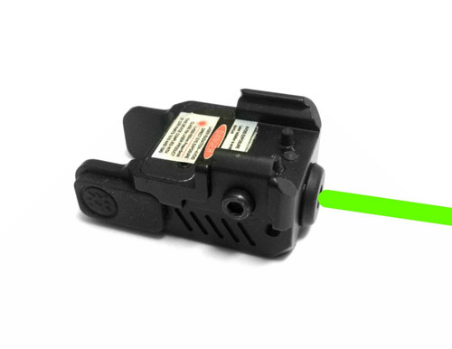 Super Compact ADE GREEN Laser sight for Byrna HD