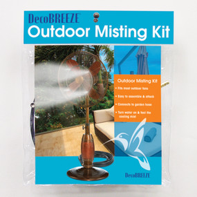 Outdoor Fan Misting Kit - DBF0629 - MIN ORDER: 1