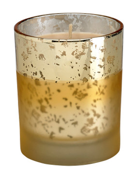 Holiday - Candle - Treasure - Gold - HOL7561 - MIN ORDER: 2