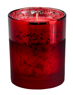 Holiday - Candle - Treasure - Red - HOL7558 - MIN ORDER: 2