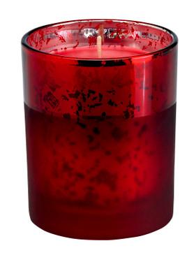 Holiday - Candle - Treasure - Red - HOL7558 - MIN ORDER: 2